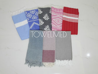 soft pestamal towels