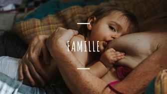 reportage famille allaitement calin avec maman lait maternel