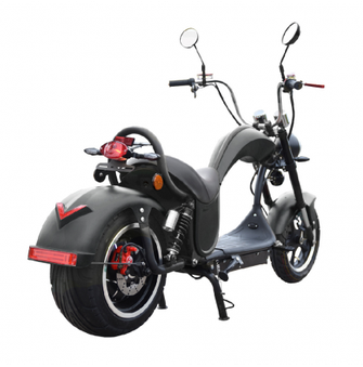 Moto electrica citycoco cobra chopper Ideal para ciudad carretera Utrera Sevilla