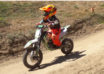 Motocross Schule