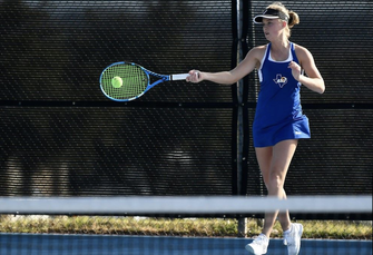Amerika college tennis avonturen