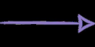 fléche violet