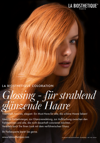 christian ebert friseur speyer - la biosthetique glossing