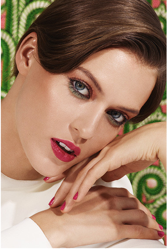 Make-up Collection Spring Summer Exotic Pink Look 2