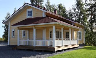 maison bois 100 m²