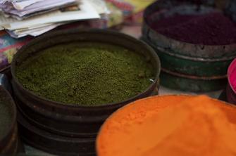 Déco éco responsable - Pigments naturels - Décor Zé Âme