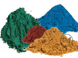 Déco éco responsable - Pigments naturels