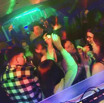 Party DJ in der Alten Galerie München Schwabing