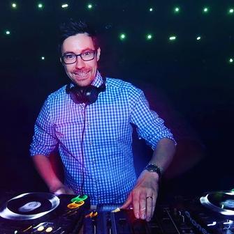 Rob als DJ im Club - Hirsch Inn in Pfronten Allgäu
