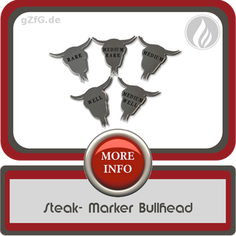 Steak Marker Bullhead