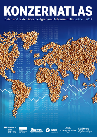 Konzernatlas der Lebensmittelindustrie