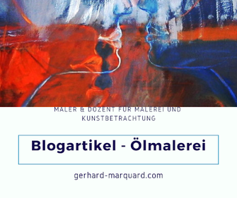 Ölmalerei, Gesichter sehen sich an