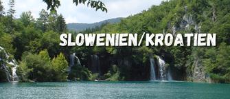 Motorradreise Slowenien/Kroatien