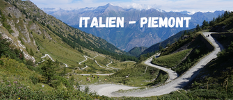 Motorrad Reise Italien Piemont