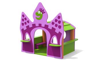 casetta Castello Re Nocchio, iochi per parco, giochi per parchi, attrezzature per parchi gioco, strutture ludiche Stileurbano Ciuffo Baobab certificati Norma EN1176 CATAS stileurbano oratorio FOM odielle abbiategrasso