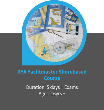 rya yachtmaster offshore theory course, poole
