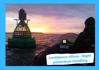 Night hours builder for RYA Powerboat Instructors