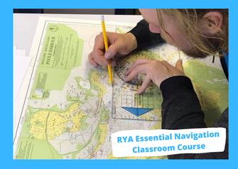 RYA Essential Navigation & Seamanship Classroom Course