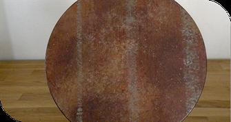 Imitation acier pour relooking de meuble - Grenoble