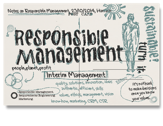 Responsible Management, CSR, Nachhaltigkeit, Sustainability