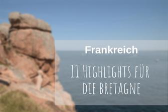 Bretagne Highlights