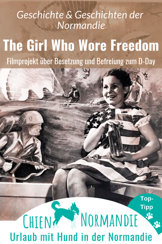 Filmprojekt zur Befreiung der Normandie: The Girl Who wore Freedom