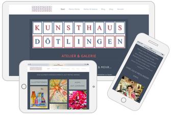 Homepage, Julia Neulinger-Kahl, Kunsthaus Dötlingen