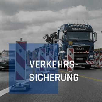 Verkehrssicherung von Richard Schulz Tiefbau