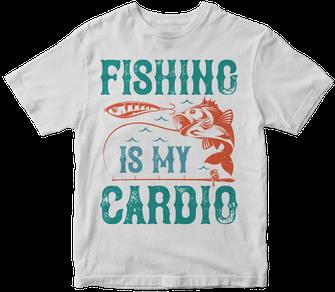 fishing is my cardio