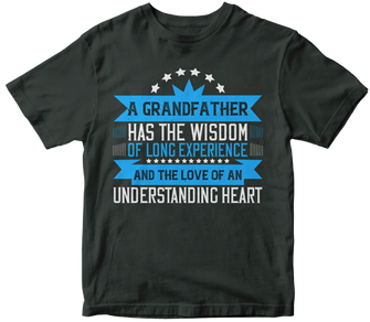 Großvater T-Shirt, motiv großvater, design grandfather