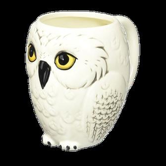 Taza búho de cerámica
