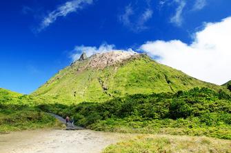 Soufriere Volcano Tour