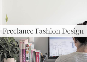 Freelance Fashion Designer - Kidswear - Baby and Children Clothing Designer
