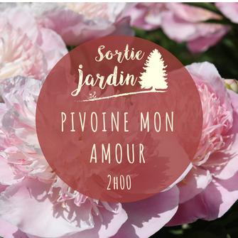 Jardin Botanique de Tours - sortie Pivoine - Touraine Terre d'Histoire