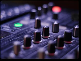 Audio Editing Table