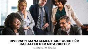 Diversity Management. Von Martina M. Schuster