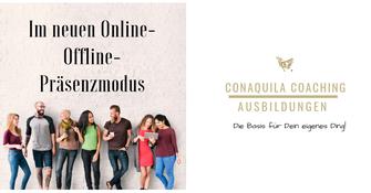 Life Coachingausbildung von Martina M. Schuster, ConAquila Akademie