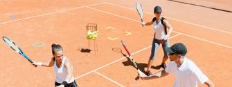 Feriencamp - Tennis-Akademie