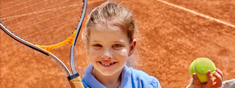 Tenniskurs - Kinder - Jugendliche
