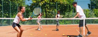 Gruppentraining - Tennis