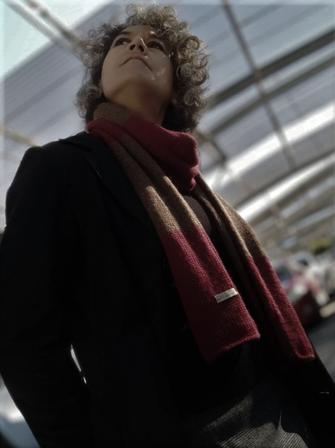 Handknitted - Wool & Alpaca Scarves