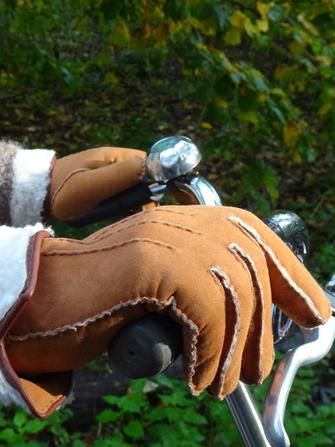 Sheepskin Gloves - Man & Woman
