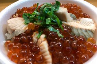 宮城県郷土料理 はらこ飯