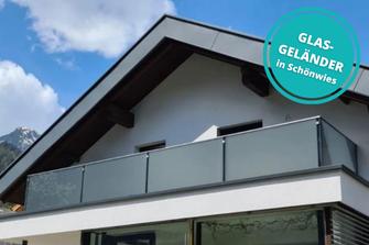 Glasgeländer Balkon Schönwies bei Imst