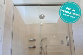 Duschverglasung Dusche Oberhofen im Inntal