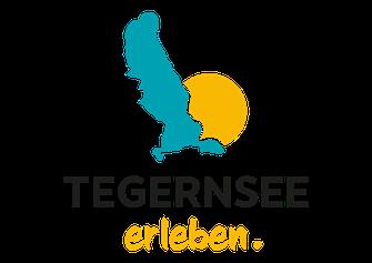 Logo Tegernsee erleben. Brautmoden Tegernsee und Dirndleria by Tali Amoo.