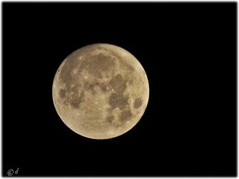 "Der ""Blaue Mond"" über dem Selfkant"