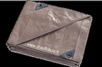 bache pas cher de protection pour le bois 49 sur Angers