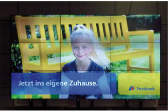 MEDIA RAY Mediaagentur Kampagne Postbank
