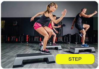 fit'attitude cours de step capvern